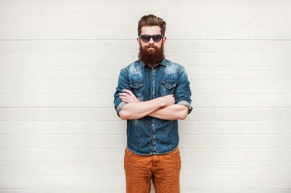 髭 永久脱毛
