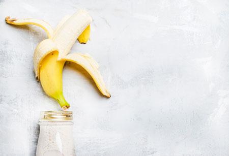 バナナの皮でホワイトニング!?タダで歯を白くする方法